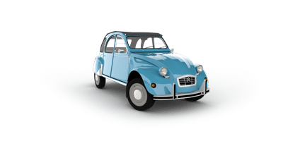 Histoire de la Citroën 2CV 4/6