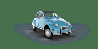 History of Citroën 2CV 4/6