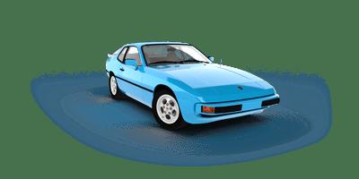 Histoire de la Porsche 924