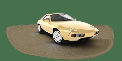 Histoire de la Porsche 928