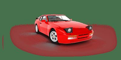 History of Porsche 944