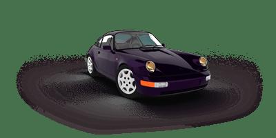 History of Porsche 964