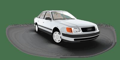 History of Audi 100