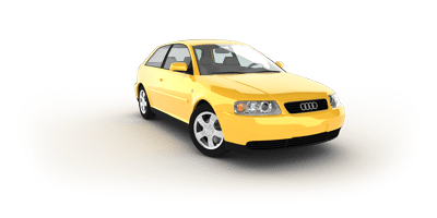 History of Audi A3 type 8L (8L1)