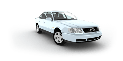 History of Audi A6 type C4