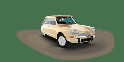 Histoire de la Citroën Ami6 & Ami8
