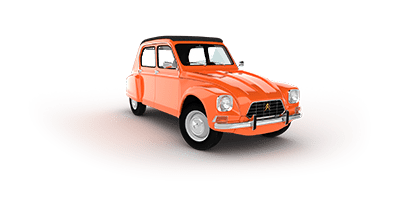 Histoire de la Citroën Dyane & Acadiane