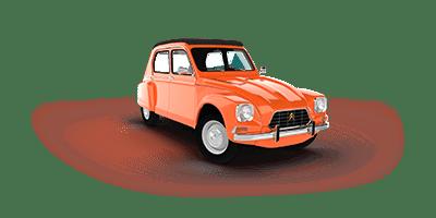 Historia del Citroën Dyane & Acadiane