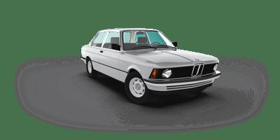 Histoire de la BMW Série 3 - E21