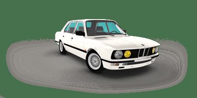 Histoire de la BMW Série 5 - E28 / E12