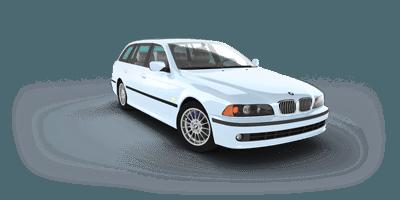 Histoire de la BMW Série 5 - E39