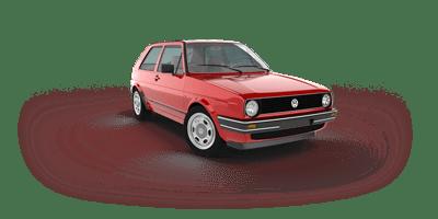 Historia del VW Golf 2