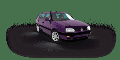 Historia del VW Golf 3