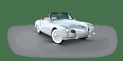 History of Karmann Ghia