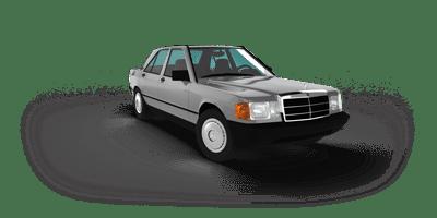 Histoire de la Mercedes-Benz 190 W201