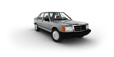 History of Mercedes-Benz 190 W201