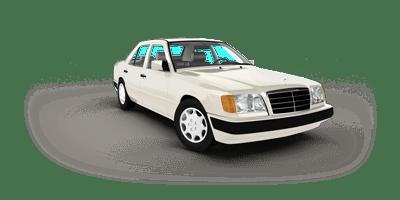 Histoire de la Mercedes-Benz Classe E type W124