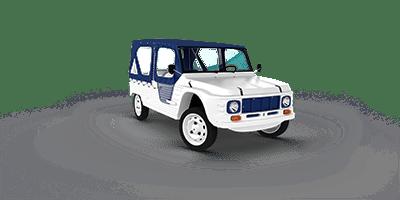 Historia del Citroën Mehari AKB
