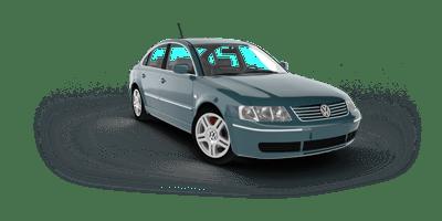Histoire de la VW Passat 5
