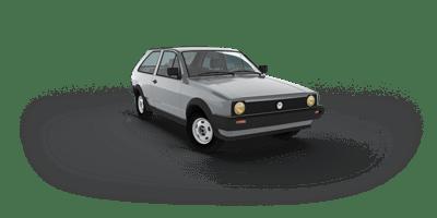 Histoire de la VW Polo 1 2 et 3 - 86C
