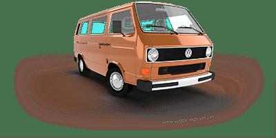 Histoire de la Transporter T25