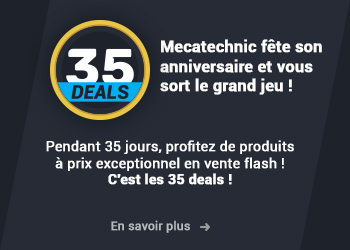 Anniversaire Mecatechnic - 35 DEALS