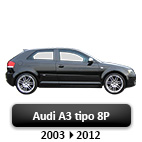 Audi A3 tipo 8P 03->