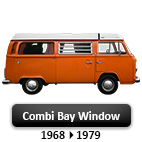 Volkswagen Combi Bay Window 67->79
