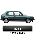 Volkswagen Golf 1 74->93