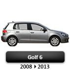 Volkswagen Golf 6 2008->2013