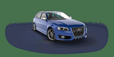 Siège-auto Housses Pour Audi a3 sporback 8p 03-12 5-sièges Noir Housses De Protection Référence