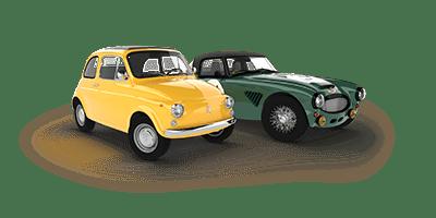 Ford Capri MK1//2//3 Neuf origine FORD échappement DE COLLECTEUR TORIQUE