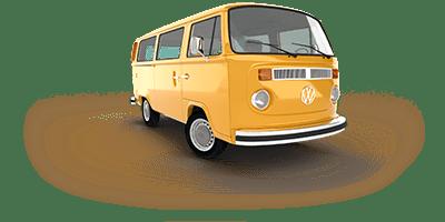 1973 a 1979 VW Baywindow Bus POSTERIORE PASSARUOTA POSTERIORE DESTRO di riparazione