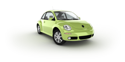 Storia del VW New beetle