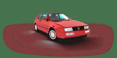 Nouveau VW Corrado toit Trims moulures