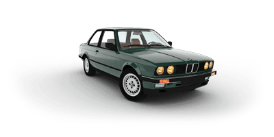 History of BMW Serie 3 - E30