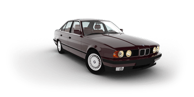 History of BMW Serie 5 - E34