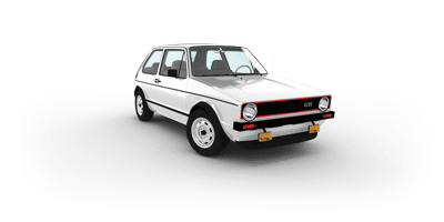 History of VW Golf 1