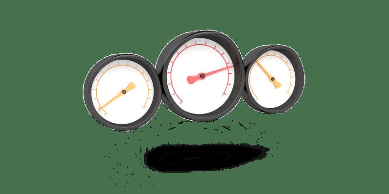 VDO singleviu manometers for Instrumentation and accessories
