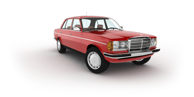 History of Mercedes-Benz type W123