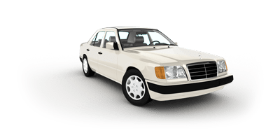History of Mercedes-Benz E-Klasse type W124 Berline (Wagon), C124 Coupé, A124 Cabriolet, S124 Break (Station wagon)
