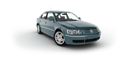 History of VW Passat 5