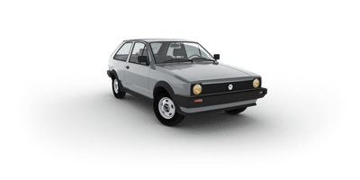 History of VW Polo 1 2 y 3 - 86C