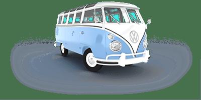 VW Beetle et T2 Van carburant tuyau et kit de filtre tous les ans