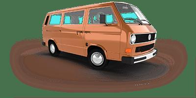 VW Campervan 1.7-2.0 CSP Fuel Pump Block Off Stainless Steel