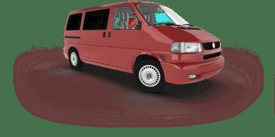Sello de vidrio de conversión de Ventana Lateral Ajuste VW T4 Transporter 1990-2003 723845121