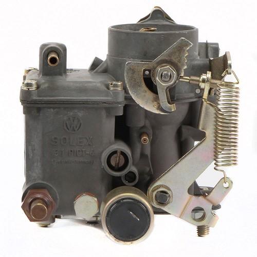 Reconditioned carburetor Solex 31 PICT 4