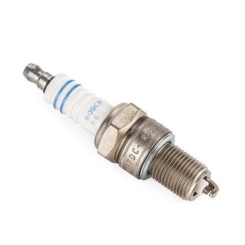 1 BOSCH spark plug for Audi 80 86 ->93