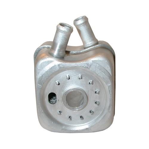radiateur changeur eau huile pour audi 80 cabriolet de 97 00 028117021k 028 117 021 k. Black Bedroom Furniture Sets. Home Design Ideas