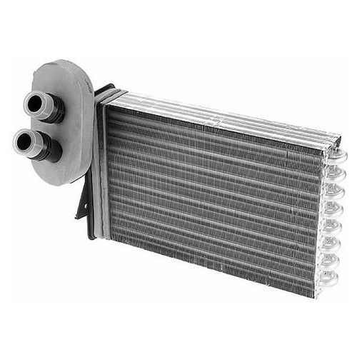 radiateur de chauffage circuit eau audi tt 8n pi ces pour audi tt 8n 99 06 mecatechnic. Black Bedroom Furniture Sets. Home Design Ideas